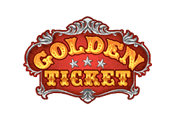 Play'n GO Golden Ticket logo