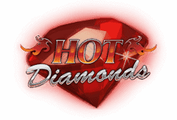 Play Hot Diamonds bitcoin slot for free
