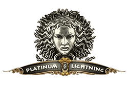 Play Platinum Lightning bitcoin slot for free