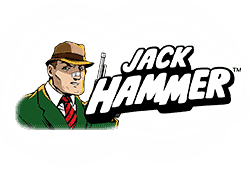 Play Jack Hammer bitcoin slot for free