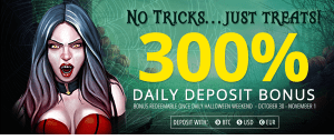Bechain Halloween offer