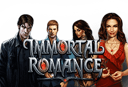 Play Immortal Romance Bitcoin Slot for free