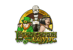 Play'n GO Leprechaun Goes Egypt logo
