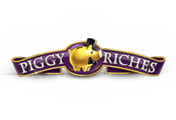Netent Piggy Riches logo