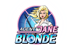 Play Agent Jane Blonde Bitcoin Slot for free