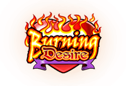 Microgaming Burning Desire logo