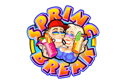 Microgaming Spring Break logo