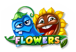 Play Flowers Bitcoin Slot for free