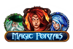 Play Magic Portals Bitcoin Slot for free