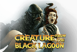 Netent Creature from the Black Lagoon logo