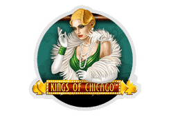 Netent Kings of Chicago logo