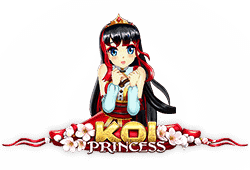 Play Koi Princess Bitcoin Slot for free
