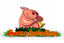 Play Jungle Adventure bitcoin slot for free