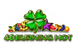 Play 40 Burning Hot bitcoin slot for free