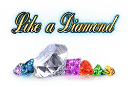 Play Like a Diamond bitcoin slot for free