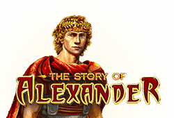 Play The Story of Alexander bitcoin slot for free