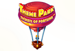 Netent Theme Park: Tickets of Fortune logo