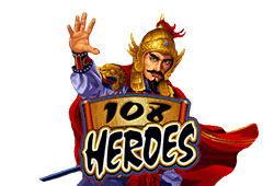 Play 108 Heroes bitcoin slot for free