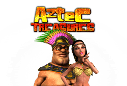 Play Aztec Treasures bitcoin slot for free
