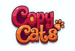 Play Copy Cats bitcoin slot for free