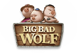 Microgaming Big Bad Wolf logo
