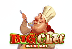 Microgaming Big Chef logo