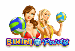 Microgaming Bikini Party logo