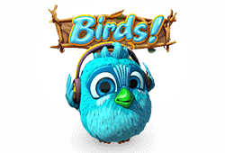 Play Birds bitcoin slot for free