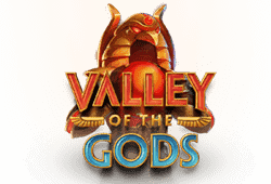 Yggdrasil Valley of the Gods logo
