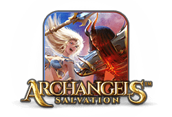 Play Archangels Salvation bitcoin slot for free
