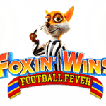 Play Foxin' Wins Football Fever bitcoin slot for free