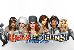 Play Girls with Guns Frozen Dawn bitcoin slot for free