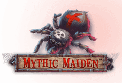 Play Mythic Maiden bitcoin slot for free