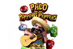 Play Paco and the Popping Peppers bitcoin slot for free