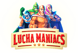 Play Lucha Maniacs bitcoin slot for free
