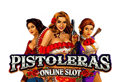 Play Pistoleras bitcoin slot for free
