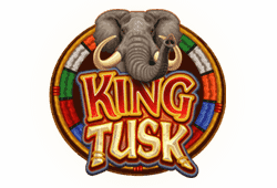 Microgaming King Tusk logo