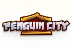Play Penguin City bitcoin slot for free
