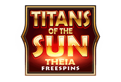 Play Titans of the Sun Theia bitcoin slot for free