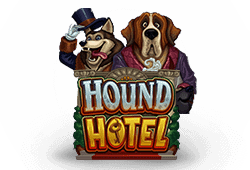 Play Hound Hotel bitcoin slot for free