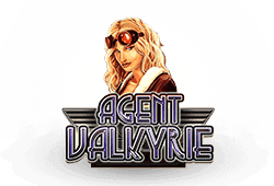 2 By 2 Gaming - Agent Valkyrie slot logo