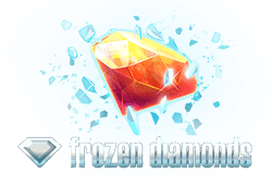 Microgaming Frozen Diamonds logo