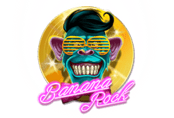 Play Banana Rock bitcoin slot for free