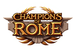 Yggdrasil Champions of Rome logo