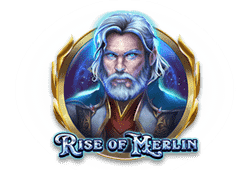 Play'n GO Rise of Merlin logo