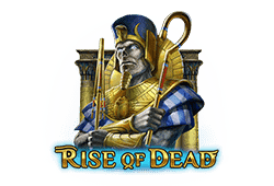Play'n GO Rise of Dead logo
