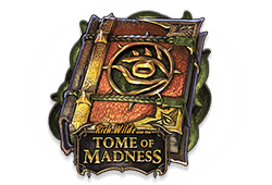 Play'n GO Rich Wilde and the Tome of Madness logo