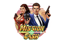 Play'n GO Mission Cash logo