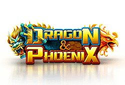 Betsoft Dragon & Phoenix logo
