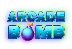 Red tiger gaming Arcade Bomb logo